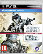 Tom Clancy's Ghost Recon Double Pack (playstation 3)