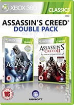 Assassin's Creed Double Pack (xbox 360)