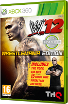 WWE12: WrestleMania Edition (xbox 360)