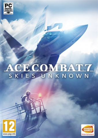 Ace Combat 7: Skies Unknown Collectors Edition (PC)