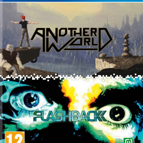 Another World / Flashback Double Pack (PS4)