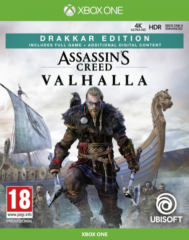 Assassin's Creed Valhalla - Drakkar Edition (Xbox One)