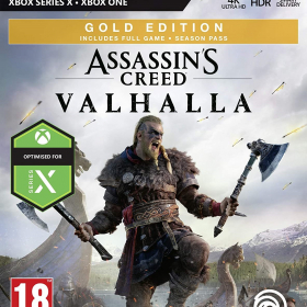 Assassin's Creed Valhalla - Gold Edition (Xbox One & Xbox Series X)