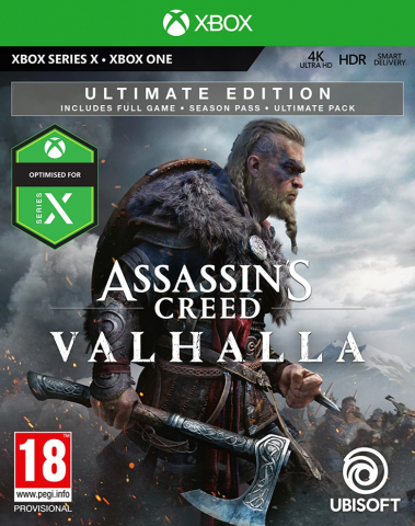 Assassin's Creed Valhalla - Ultimate Edition (Xbox One & Xbox Series X)