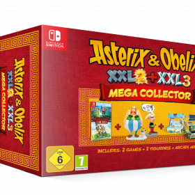 Asterix & Obelix XXL 2 & 3 - Mega Collector Edition (Switch)