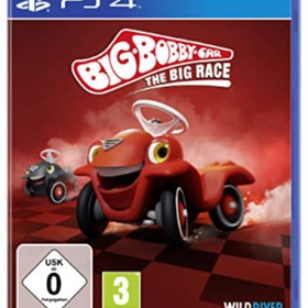 Big Bobby Car: The Big Race (PS4)