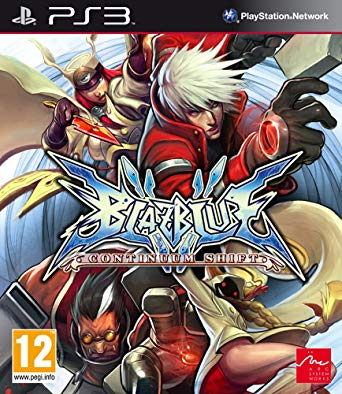 BLAZBLUE: CHRONO PHANTASMA (PS3)