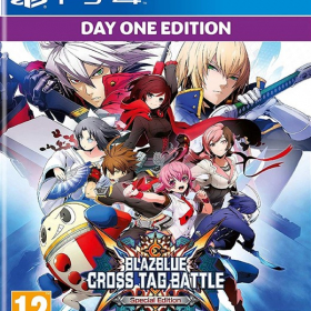 BlazBlue: Cross Tag Battle - Special Edition (PS4)