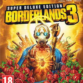 Borderlands 3: Super Deluxe Edition (Xone)
