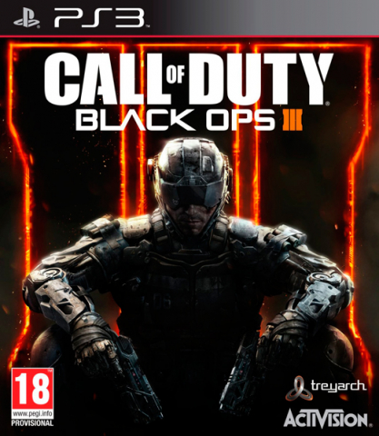 Call of Duty: Black Ops III (playstation 3)