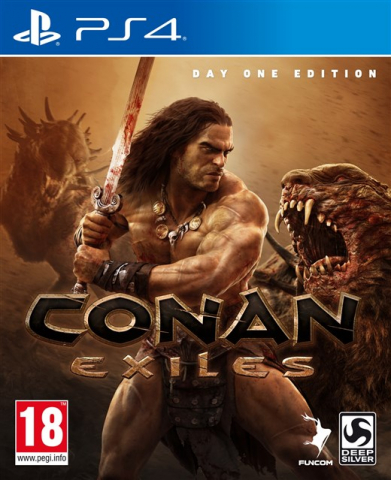 Conan Exiles: Collectors Edition(PS4)