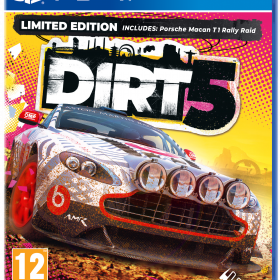 DIRT 5 - Limited Edition (PS4)