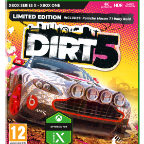 DIRT 5 - Limited Edition (Xbox One & Xbox Series X)