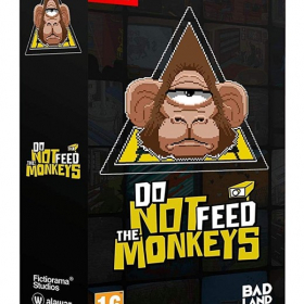 Do Not Feed The Monkeys - Collector's Edition (Nintendo Switch)