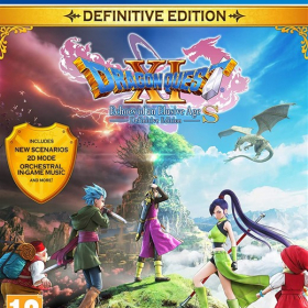 Dragon Quest XI S: Echoes of an Elusive Age – Definitive Edition (PS4)