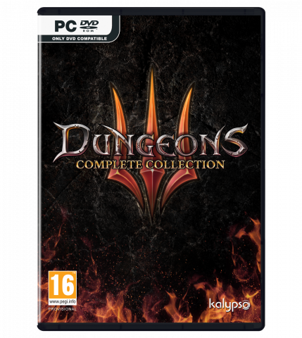 Dungeons 3: Complete Collection (PC)