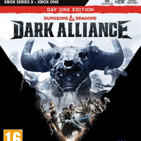 Dungeons and Dragons: Dark Alliance - Day One Edition (Xbox One & Xbox Series X)