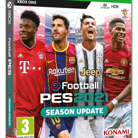 eFootball PES 2021 Season Update (Xbox One)