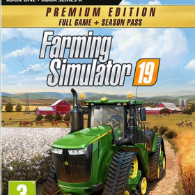 Farming Simulator 19 - Premium Edition (Xbox One)