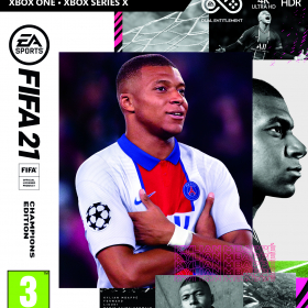 FIFA 21 Champions Edition (Xbox One & Xbox Series X)