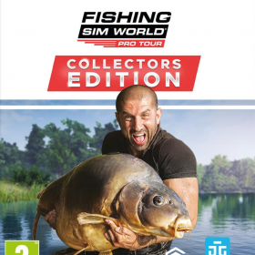 Fishing Sim World: Pro Tour Collector's Edition (Xone)