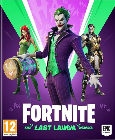 Fortnite: The Last Laugh Bundle (Xbox One & Xbox Series X)