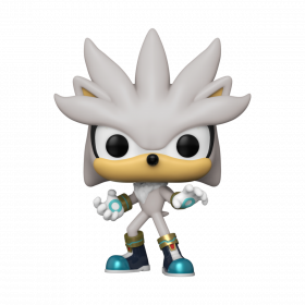 FUNKO POP GAMES: SONIC 30TH - SILVER THE HEDGEHOG