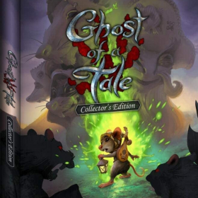Ghost of a Tale - Collectors Edition (PS4)