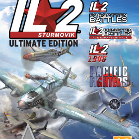 IL2 Sturmovik - Ultimate Edition (PC)