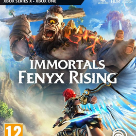 Immortals: Fenyx Rising (Xbox One & Xbox Series X)