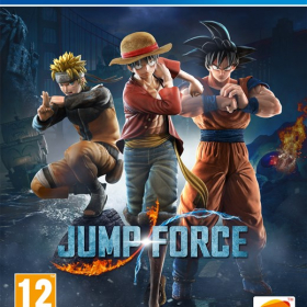 Jump Force Collectors Edition (PS4)