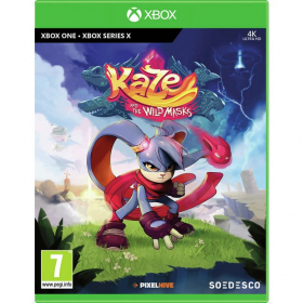 Kaze and the Wild Masks (Xbox One & Xbox Series X)