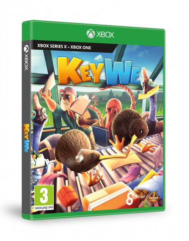 KeyWe (Xbox One & Xbox Series X)