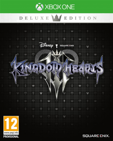 Kingdom Hearts III - Deluxe Edition(Xone)