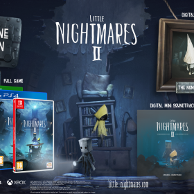 Little Nightmares II - Day One Edition (Xbox One)