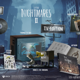 Little Nightmares II - TV Edition (PC)
