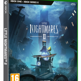 Little Nightmares II (Xbox One & Xbox Series X)