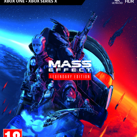 Mass Effect Trilogy - Legendary Edition (Xbox One & Xbox Series X)