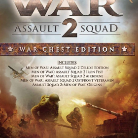 Men of War: Assault Squad 2 - War Chest Edition (PC)
