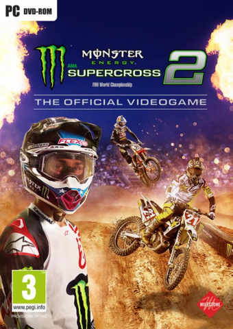 Monster Energy Supercross: The Official Videogame 2 (PC)