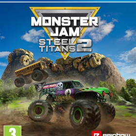 Monster Jam Steel Titans 2 (PS4)