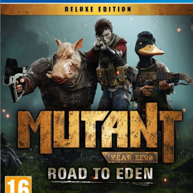 Mutant Year Zero: Road to Eden - Deluxe Edition (PS4)