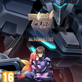 Muv-Luv Alternative (PSV)