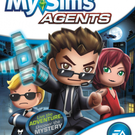 MySims: Agents (wii)