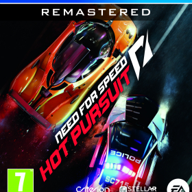 Need for Speed: Hot Pursuit - Remastered (PS4)