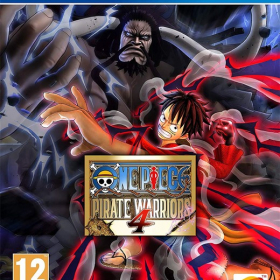 One Piece Pirate Warriors 4 - Collectors Edition (PS4)