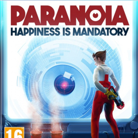 Paranoia: Happiness is Mandatory! (PS4)