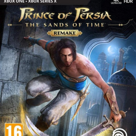 Prince of Persia: The Sands of Time Remake (Xbox One & Xbox Series X)