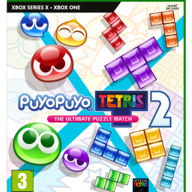Puyo Puyo Tetris 2 - Limited Edition (Xbox One & Xbox Series X)