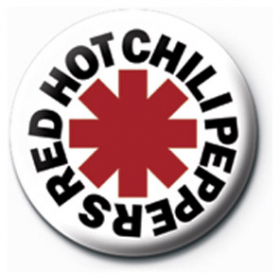Pyramid  RED HOT CHILLI PEPPERS - LOGO priponka